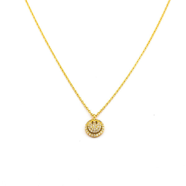 Smiley Face Necklace | Tai | Fashion Accessories | Necklace