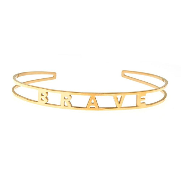 Yellow Brave Bangle | Maya J | Fashion Accessories | Bracelet