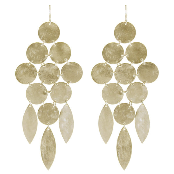 Beatrix Classic Chandelier Earrings | Marcia Moran | Fashion Accessories | Earrings