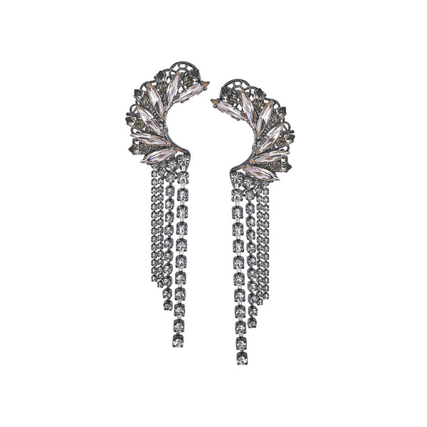 Maxi Omega Clasp Earrings | Anton Heunis | Fashion Accessories | Earrings