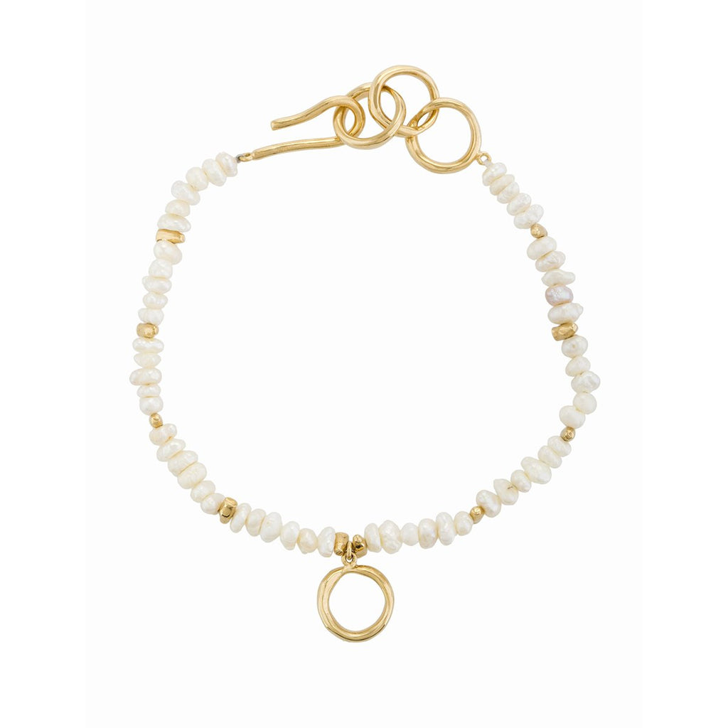 Pearl Anklet | Joanna Laura Constantine | Fashion Accessories | Anklets