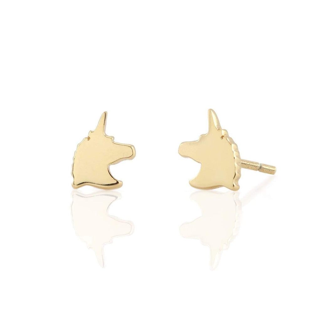 Unicorn stud earrings | Kris Nation | Fashion Accessories | Earrings