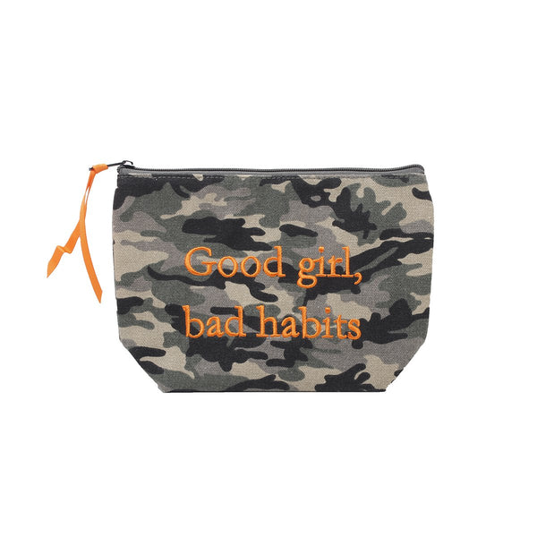 Good Girl Pouch| Dani Risi | Bag | Beauty Cases