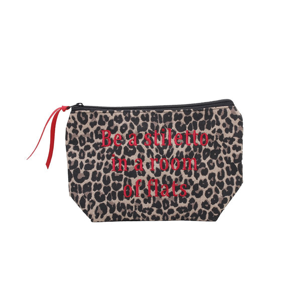 Be A Stiletto Pouch| Dani Risi | Bag | Beauty Cases