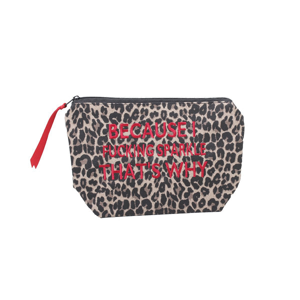 Because Pouch| Dani Risi | Bag | Beauty Cases
