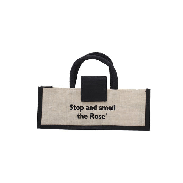Stop And Smell Wine Bag| Dani Risi | Bag | Wine Bag