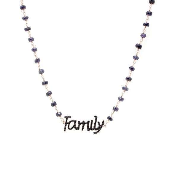 Family Necklace| Boom & Mellow | Fashion Accessories | Necklace