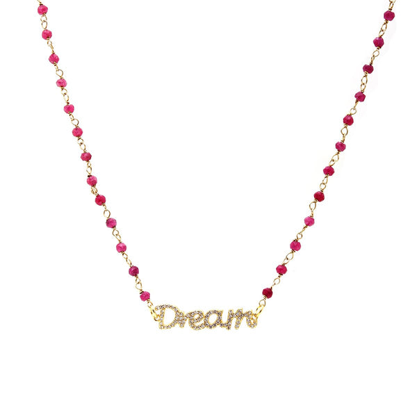 Dream Necklace| Boom & Mellow | Fashion Accessories | Necklace