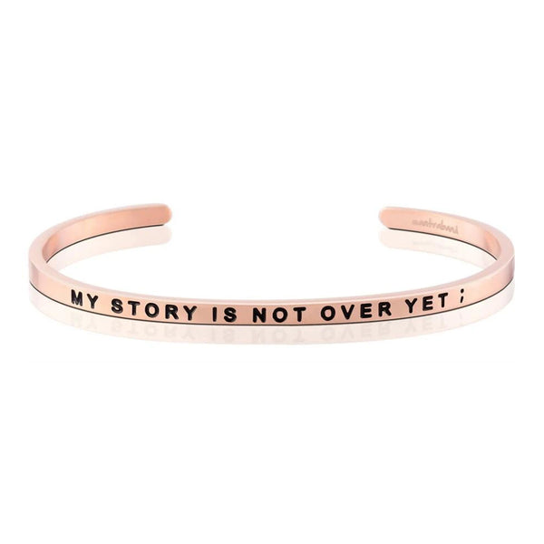 My story is not over yet bangle
