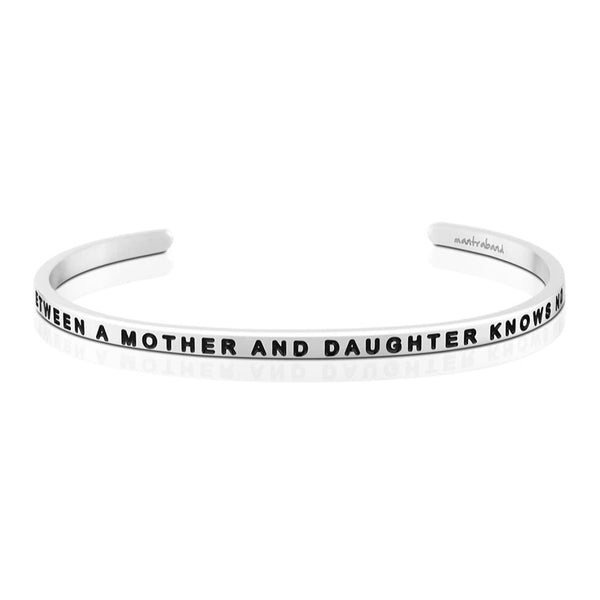 The love between a mother and daughter bangle