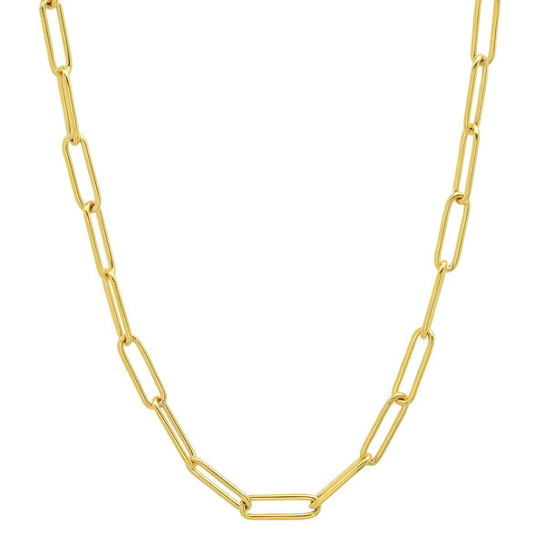 Oval Link Chain Necklace | Tai | Fashion Accessories | Necklace
