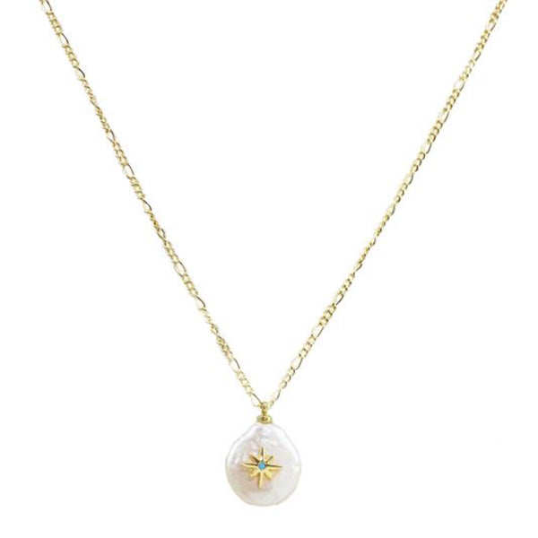 Northern star charm necklace | Marcia Moran | Fashion Accessories |Necklace