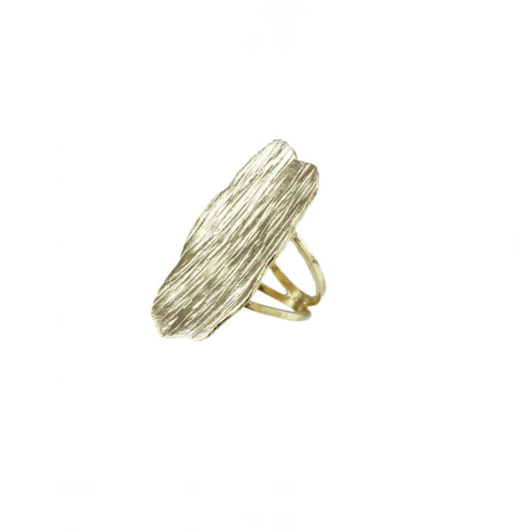 Organic shaped ring | Marcia Moran | Fashion Accessories |Ring