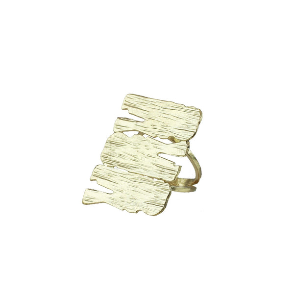Statement geometric ring | Marcia Moran | Fashion Accessories |Ring