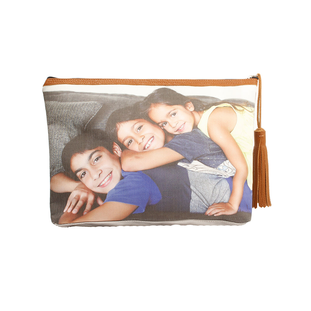 Customized family large pouch
