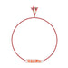 Painted Happy Bracelet | Sorbet Bracelet | Fashion Accessories |Bracelet