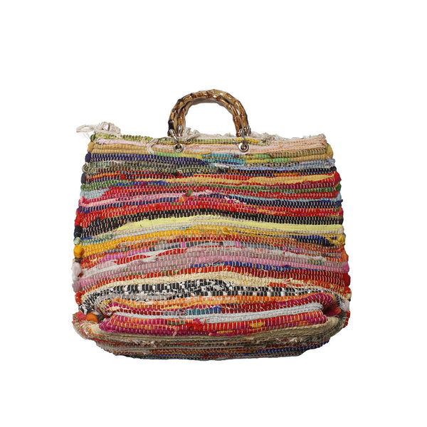Multi Color Beach Bag | Alex.Max | Bag | Beach Bag