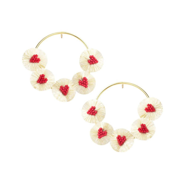 Starry Love Earrings | Mishky | Fashion Accessories | Earrings