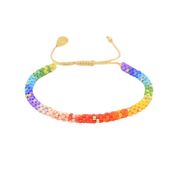 Rainbow Hoopsy Bracelet | Mishky | Fashion Accessories | Bracelet