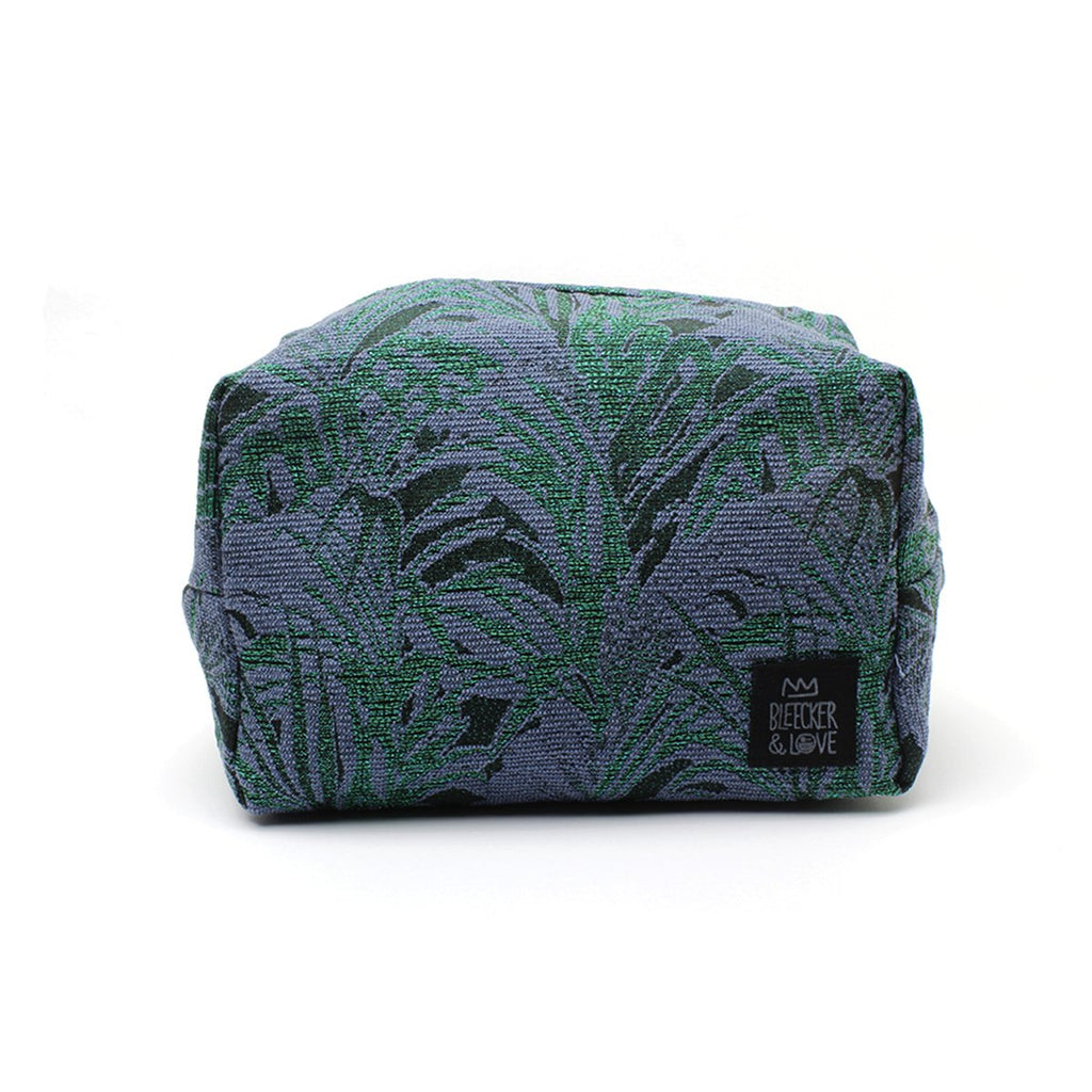 Large Emerald Cube Pouch Bag | Bleecker & Love | Bag | Pouch Bag
