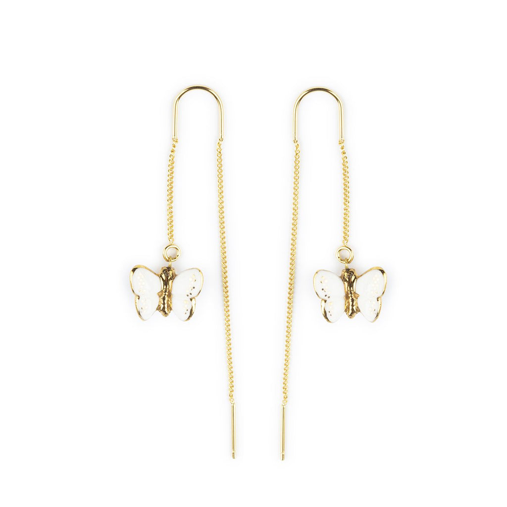 Butterfly Long Earrings | Nach Bijoux | Fashion Accessories | Earrings