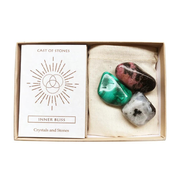 Inner Bliss Stone Set | Cast of Stones | Home Accessories