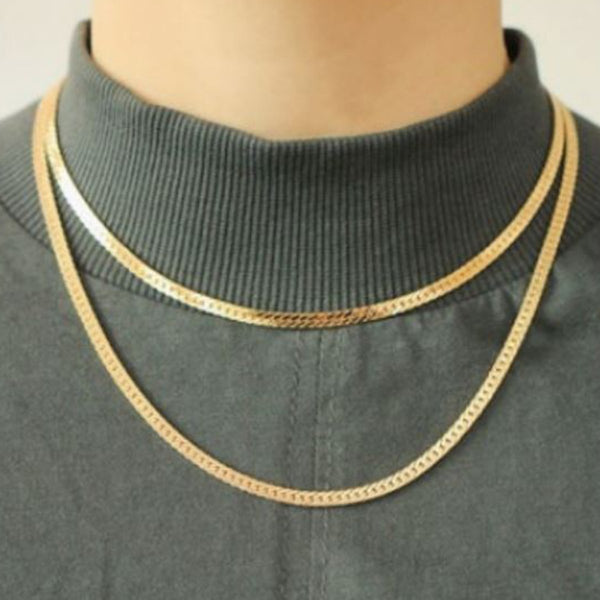 Bowie Chain Necklace | 8 Other Reasons | Fashion Accessories |  Necklace