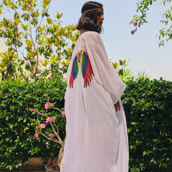 Rainbow wings signature kimono | Kimora | Clothes | Dress