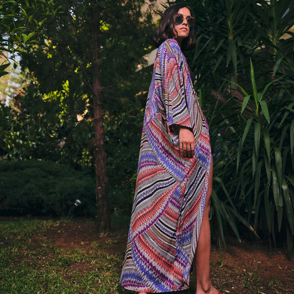 Purple gradient wings signature kimono | Kimora | Clothes | Dress