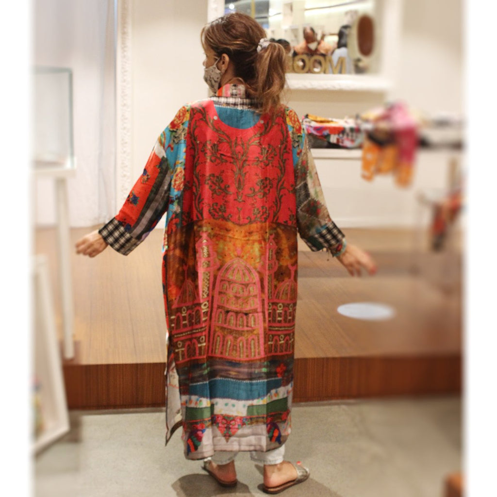 M/L Beijing Slip Coat Kaftan | Bokja | Clothes | Dress