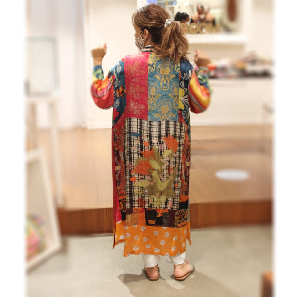 M/L Big Fish Slip Coat Kaftan | Bokja | Clothes | Dress