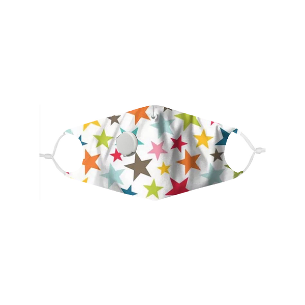 Adult Rainbow Star Mask | Gemelli | Fashion Accessories | Mask