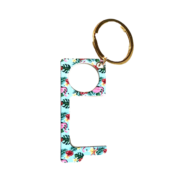 Floral Keychain | Gemelli | Fashion Accessories | Key Chain