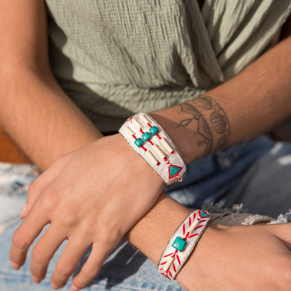 Tribal Bangle | Nahua | Fashion Accessories | Bracelets