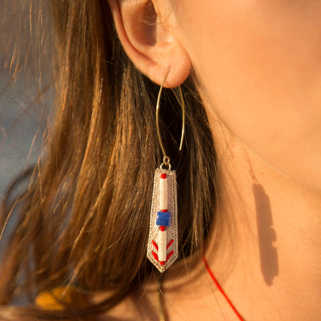 Triana Earrings | Nahua | Fashion Accessories | Earrings