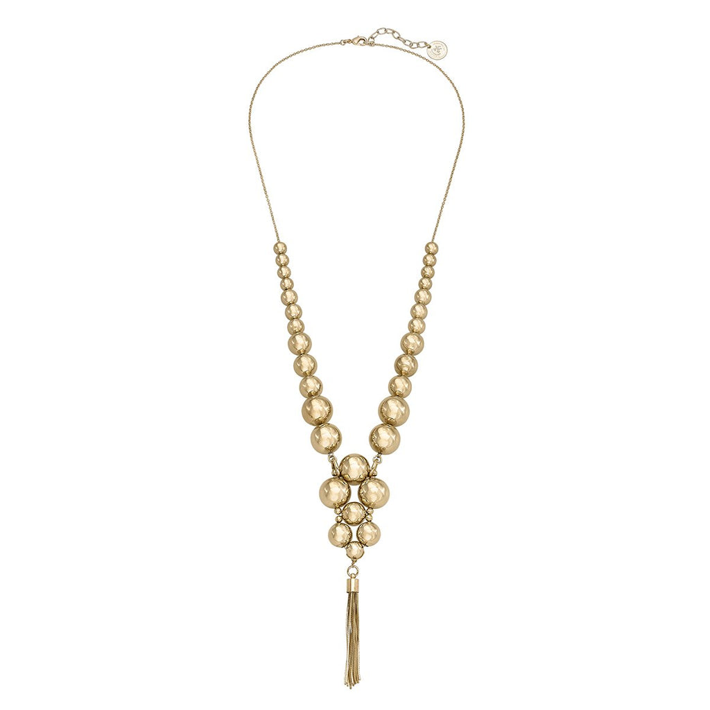 Long Balls Necklace | Anton Heunis | Fashion Accessories | Necklace