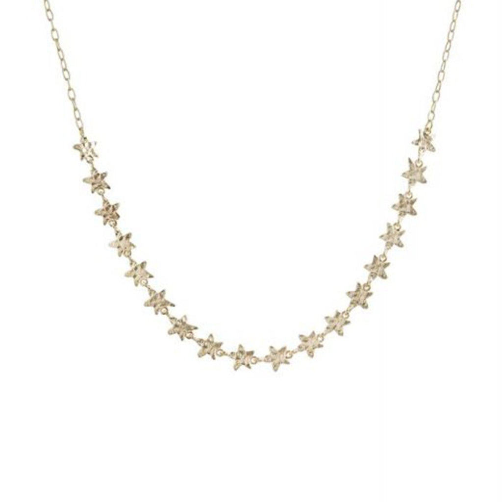 Star Coin Necklace | Marcia Moran | Fashion Accessories | Necklaces