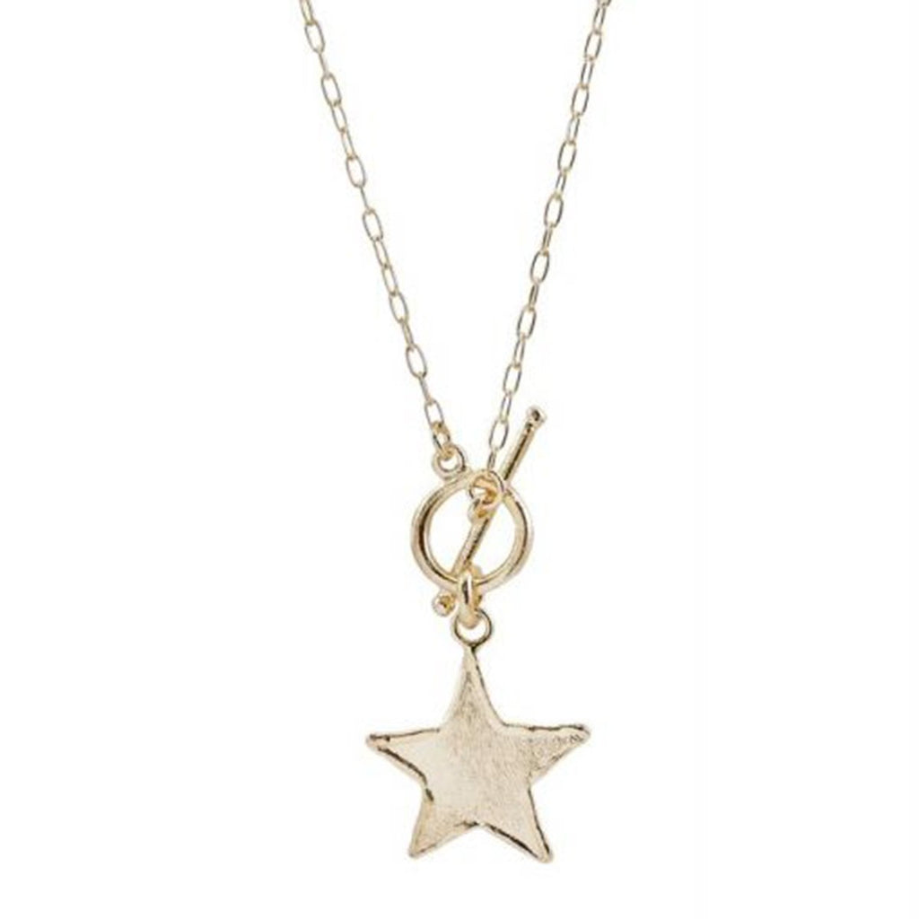 Star Pendant Necklace | Marcia Moran | Fashion Accessories | Necklaces