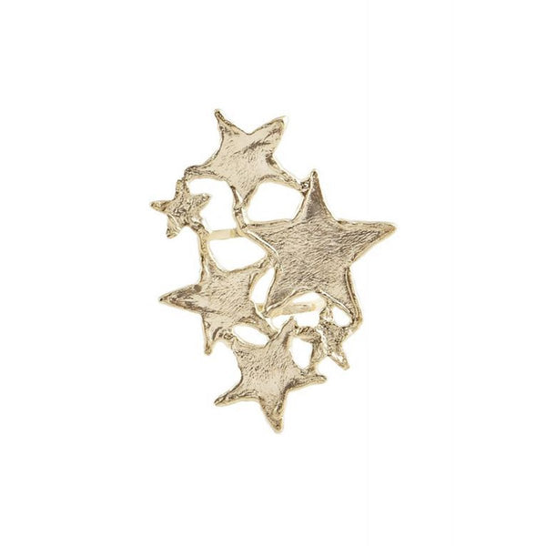 Multi Size Star Ring | Marcia Moran | Fashion Accessories | Ring