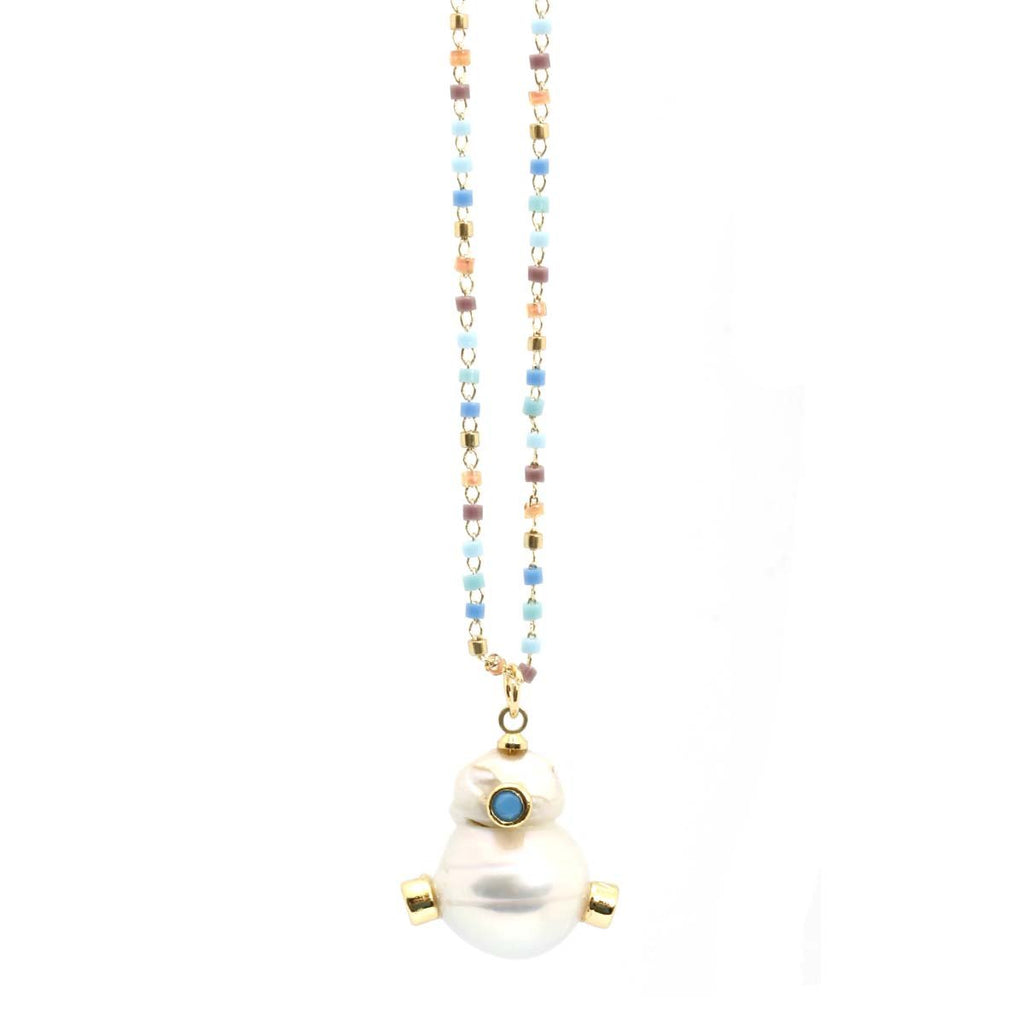 Seabeads Necklace | Marcia Moran | Fashion Accessories | Necklaces