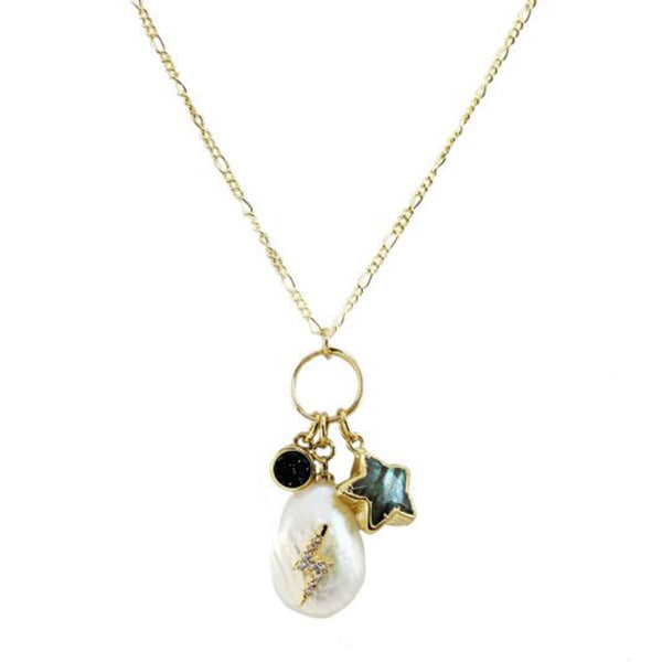 Charms Necklace | Marcia Moran | Fashion Accessories | Necklaces