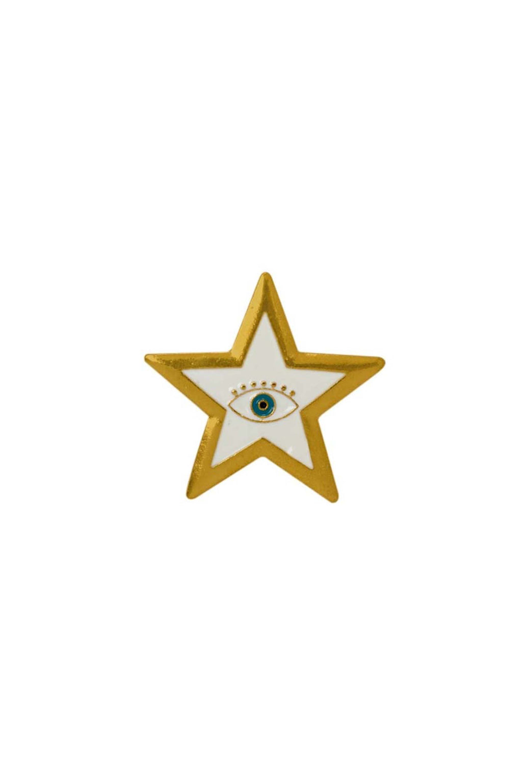 White Star Ring | You & Eye | Fashion Accessories | Ring