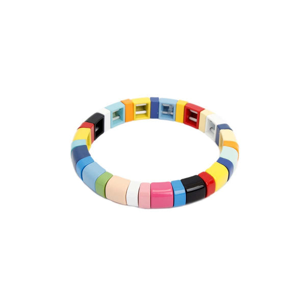 Rainbow Bracelet | Boom & Mellow | Fashion Accessories | Bracelets