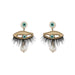 Brooklyn Earrings | Deepa Gurnani | Fashion Accessories | Earrings