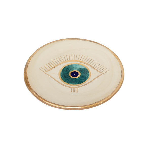 S1 Round Eye Eye Plate | East Gallery | Home Accessories | Décor