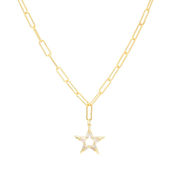 Big Star Necklace | Gemelli | Fashion Accessories | Necklace