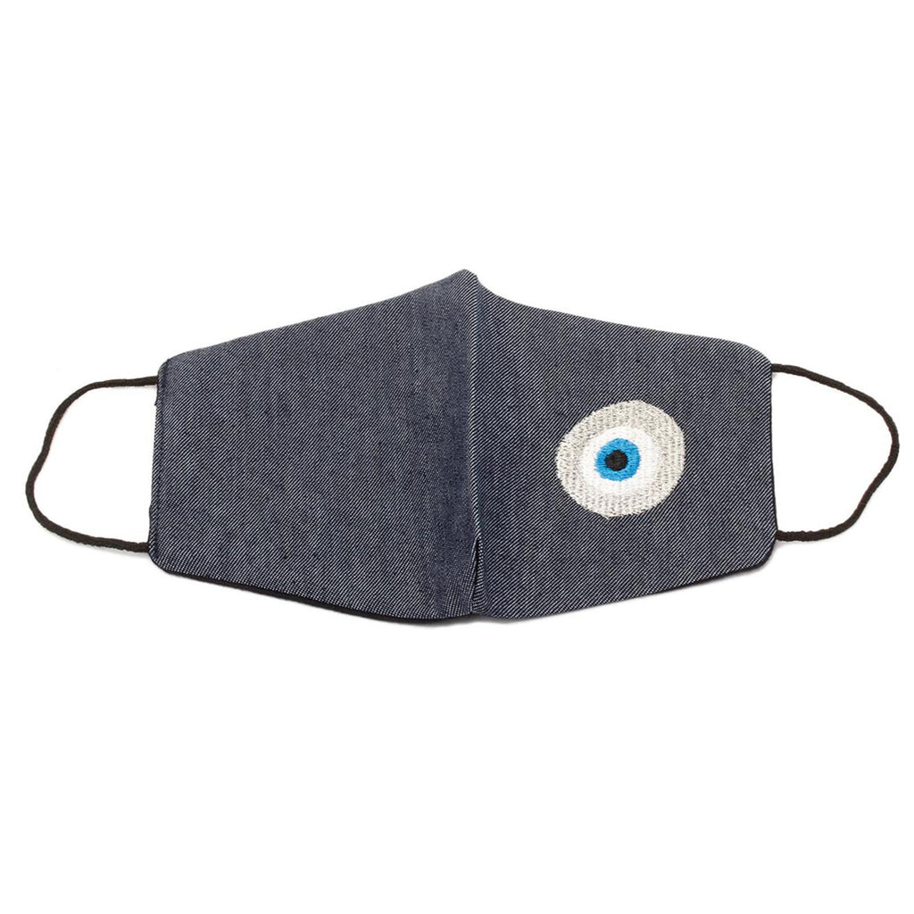 Silver Round Eye Mask | You & Eye | Fashion Accessories | Mask