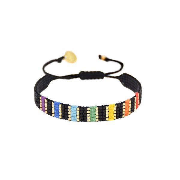 Rainbow Yeyi Bracalet | Mishky | Fashion Accessories | Bracelet