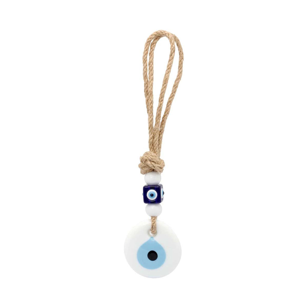 Evil Eye Bead Macrame Wall Hanging | You & Eye | Home Accessories | Decoration