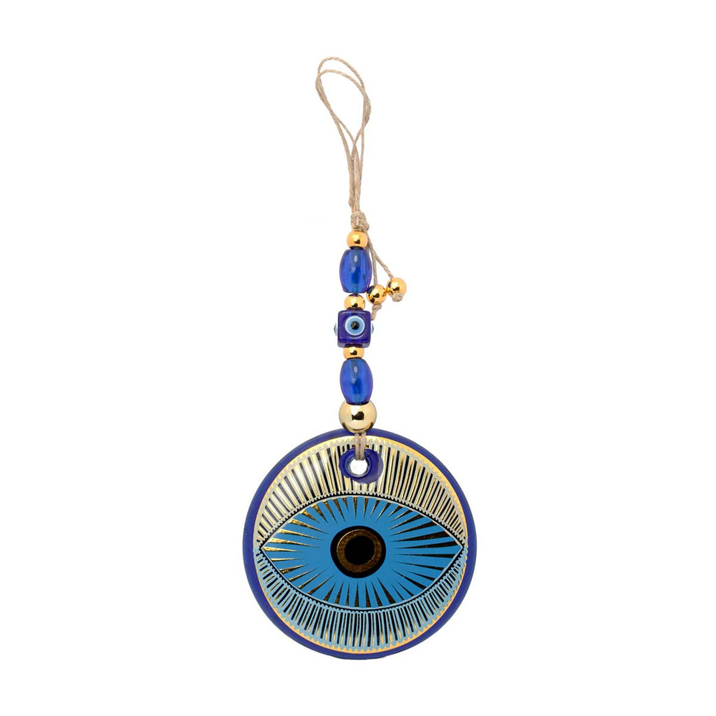 Patterned Evil Eye Wall Hanging | You & Eye | Home Accessories | Decoration